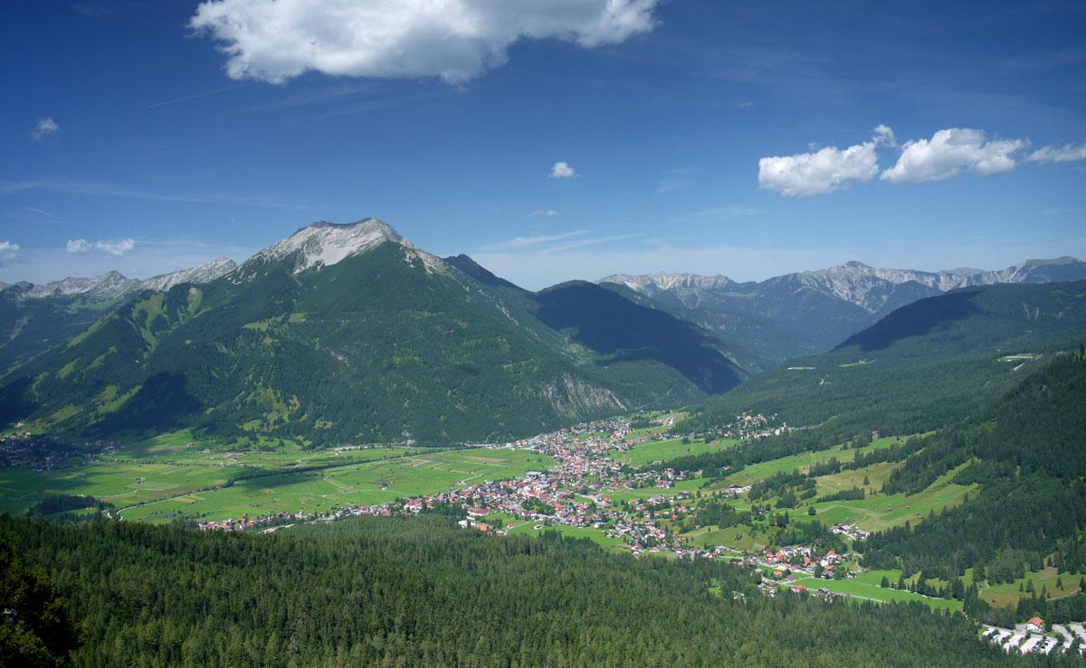 Klettersteig Ehrwald : Seeben klettersteig seebensee m alpic