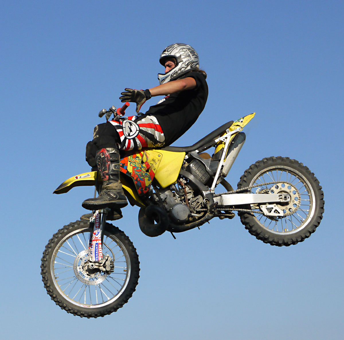 FMX: Freestyle Motocross in my home | Adventure Rider
